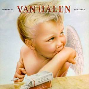 Van Halen 1984 Album Cover...Brilliant