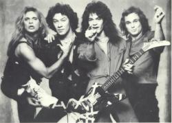Original Van Halen Line Up